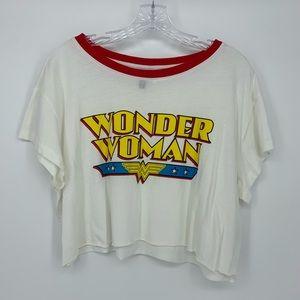 Divided H & M Wonder Woman T-Shirt.  Size Medium